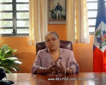 Mirlande Manigat, Secretaire Generale RDNP