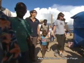 Sarah Palin And The Children Of Haiti