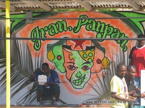 Haiti Kanaval Stand Gran Panpan