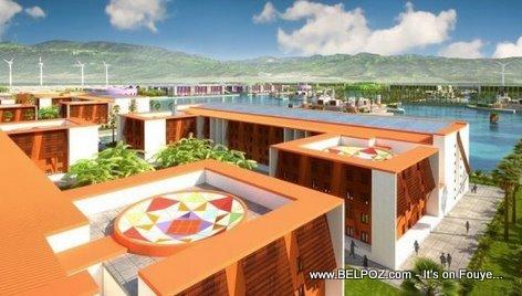 Harvest City, Floating Haitian City