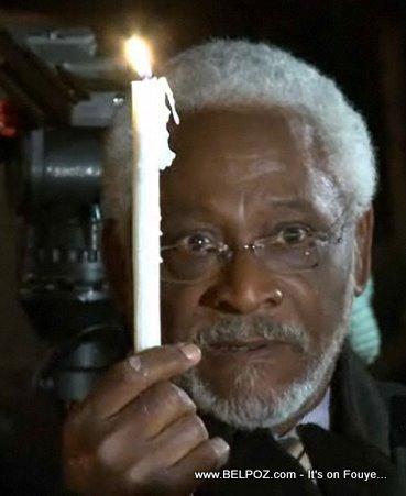 Ambassador Raymond Joseph Candlelight Vigil At The Haitian Embassy