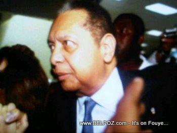 Jean Claude Duvalier Back In Haiti, First Photos