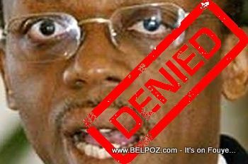 Aristide Denied a HAITIAN Pasport?