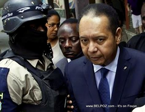 Baby Doc Duvalier Detained By Haitian Police