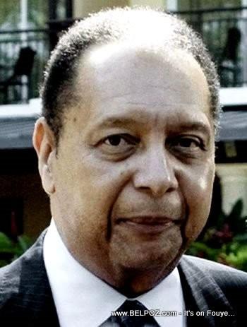 Jean Claude Duvalier in Haiti
