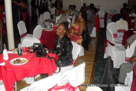 Haitian Valentines Day Party