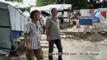 PVC Camp JHRO Haiti The Travel Channel