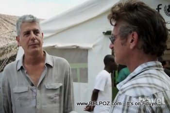 Sean Penn Haiti The Travel Channel