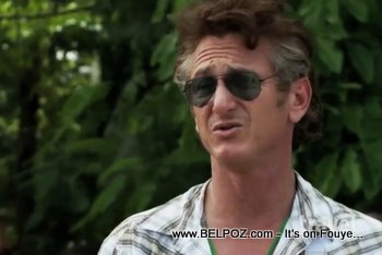 Sean Penn Haiti The Travel Channel