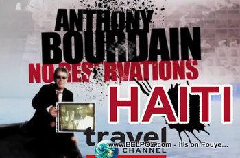 Travel Chanel Haiti Anthony Bourdain No Reservations
