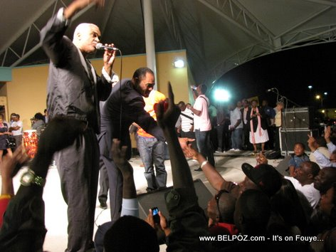 Michel Martelly Campaign Rally, North Miami Florida