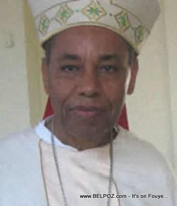 Guire Poulard - Archbishop of Port-au-Prince Haiti