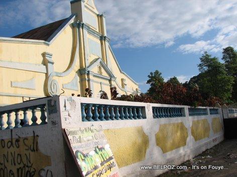 Church In Trou Du Nord Haiti