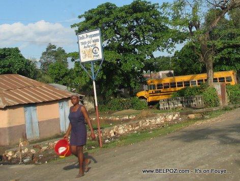 Unite Programme Trou Du Nord Haiti