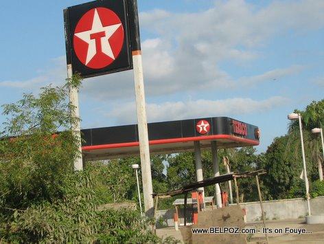 Texaco Gas Station Trou Du Nord Haiti