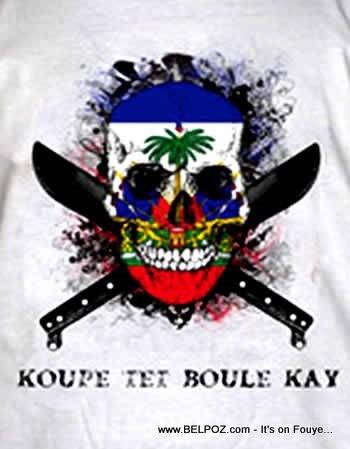 Haiti - Koupe Tet Boule Kay