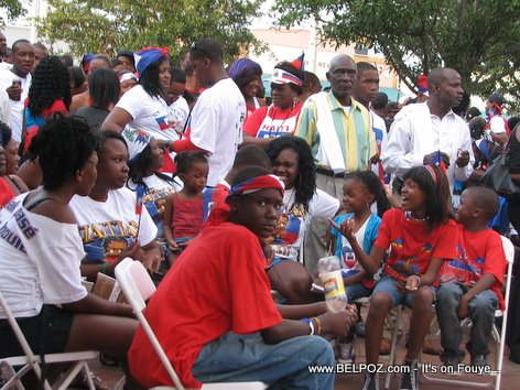 Haitian Flag Day - North Miami Florida